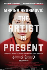 Art documentary: The Artist is Present. tickets
