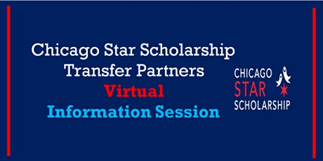Chicago Star Scholarship Transfer Partners Information Session tickets