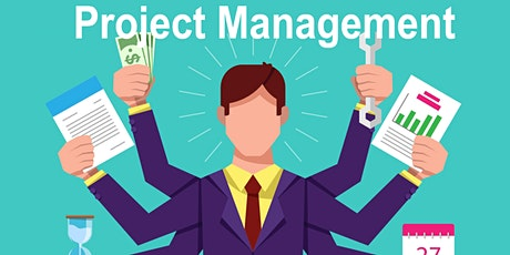 Project Management - Essentials (4 hours) tickets
