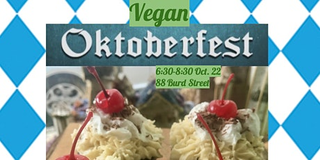 Vegan Oktoberfest tickets