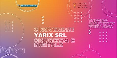 Visita in YARIX srl_seconda tappa TCW2021 biglietti