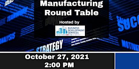 Manufacturing Round Table tickets