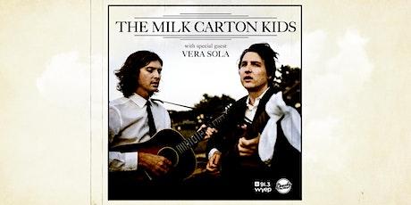The Milk Carton Kids tickets