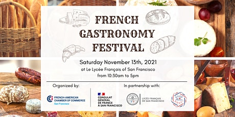 French Gastronomy Festival tickets