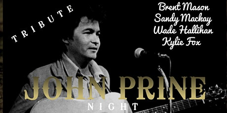 A Tribute to John Prine At Grimross Brewing Co. tickets