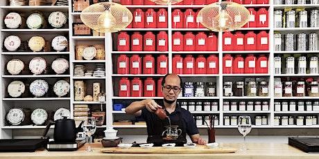 Atelier de découverte & de dégustation de thé vieillie et fermenté 2021 billets