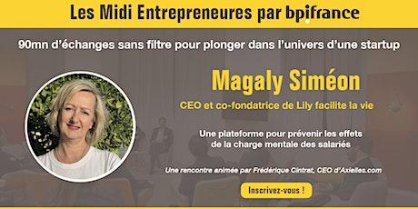 Midi Entrepreneures  #21 billets