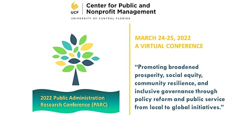 16th Annual UCF Public Administration Research Conference tickets