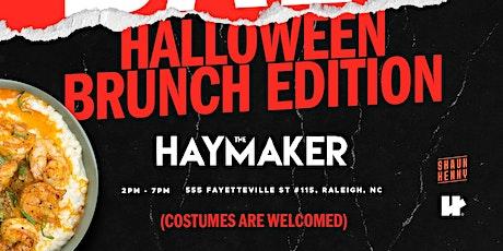 10.31 | Monster's Ball Brunch @ Haymaker Raleigh tickets