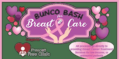 Bunco Bash for Breast Care tickets