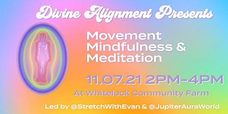 Movement, Mindfulness and Meditation tickets