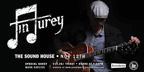 Fin Furey Live tickets