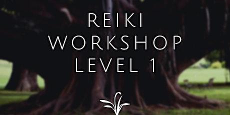 Reiki Workshop Level 1 tickets