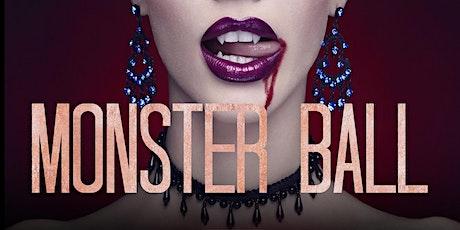 #1 HALLOWEEN MONSTER BALL   Ravel Hotel Saturday Oct 30th New York tickets