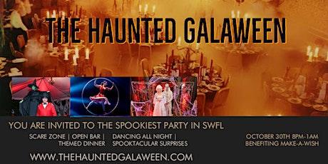The Haunted Galaween - SWFL'S SPOOKIEST Halloween Party! tickets