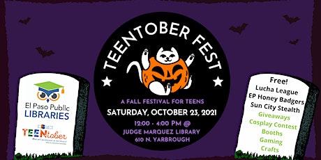 Teentober Fest tickets