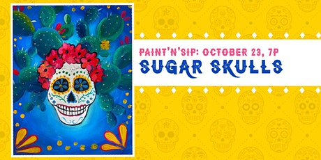 Sugar Skulls Painting Party tickets