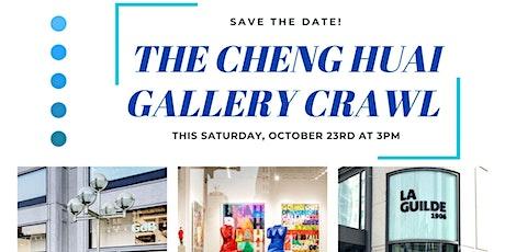 Sherbrooke Gallery Crawl billets