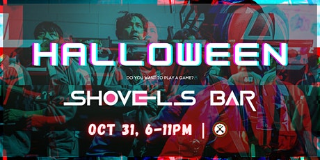 Squid Game Halloween Party at Shovels Bar SF | Oct 31 tickets