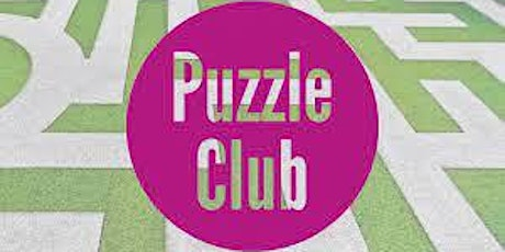 Adult Puzzle Club @ Wood Street Library tickets