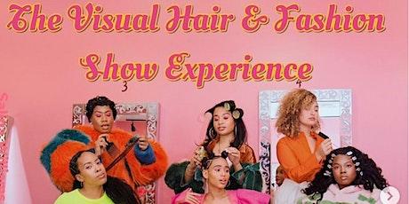 The Visual: 81SXED Hair & Fashion Show Experience tickets