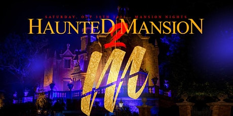 Haunted Mansion 2 | Annual Latin Halloween Party at Mansion Nightclub tickets
