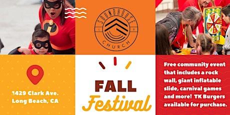 Sound House Church Fall Festival - FREE FALL CARNIVAL tickets