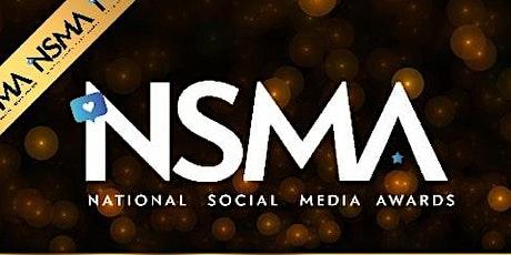 National Social Media Awards London tickets