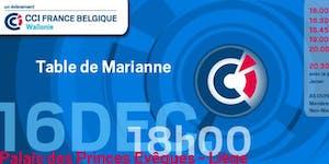 16.12.2015 - Table de Marianne - 120 ans - Palais du...