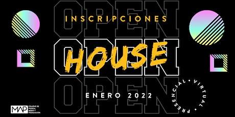 Open House Colegio MAP (3 Nov.) tickets