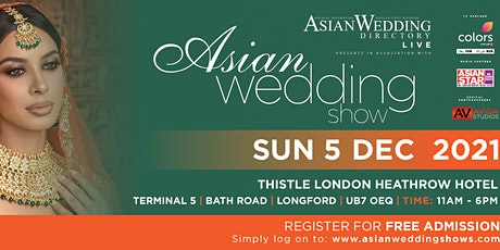 ASIAN WEDDING DIRECTORY PRESENTS AWD LIVE (Asian wedding directory live) tickets