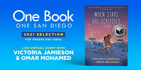 One Book, One San Diego Author Event with Omar Mohamed & Victoria Jamieson tickets