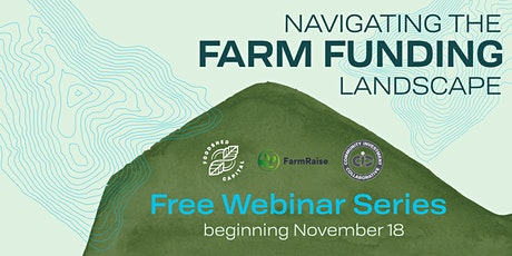 Navigating the Farm Funding Landscape tickets