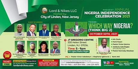 Lord & Nike's Presents: Nigerian Independence Day Celebration tickets