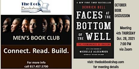 Men's Book Club October 2021 tickets