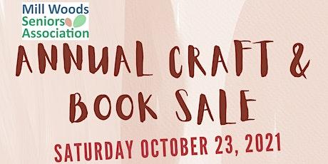 MWSA Annual Craft & Book Sale (In-person) tickets