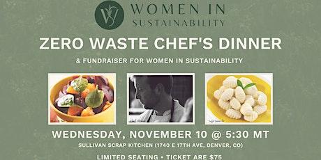 Zero Waste Chef's Dinner & Fundraiser at Sullivan Scrap Kitchen tickets
