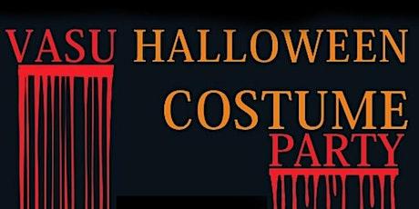VASU Halloween Costume Party! tickets
