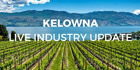 BCHA Live Industry Update | Kelowna tickets