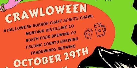 CRAWLOWEEN: Craft Spirits & Costumes Bar Crawl tickets