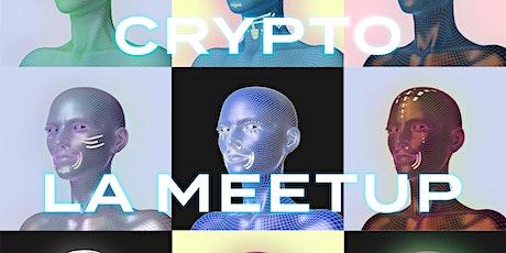 LA Halloween Crypto/NFT Meetup tickets