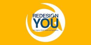 redesign YOU – Das eigene Glück finden und gestalten