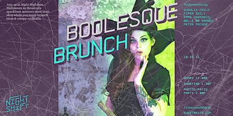 Boolesque Brunch tickets