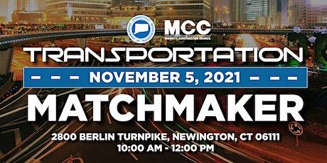 Transportation Matchmaker 2021 tickets