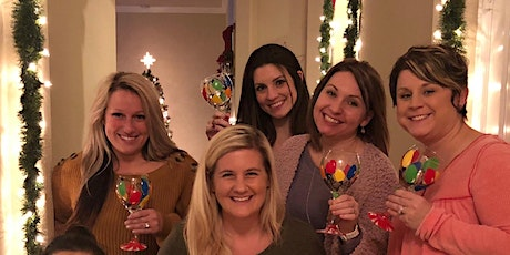 Wine Glass Painting Class held at Landon Winery - 12/16 tickets