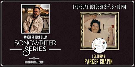 Jason Robert Blum Songwriter Series tickets