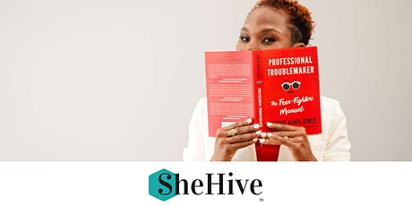 Book Club   Professional Troublemaker: The Fear-Fighter Manual tickets