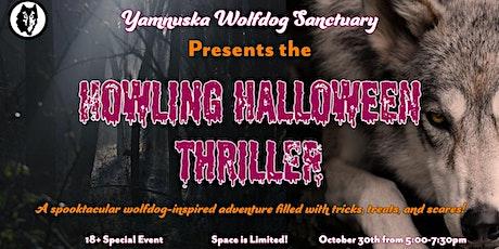 Howling Halloween Thriller tickets
