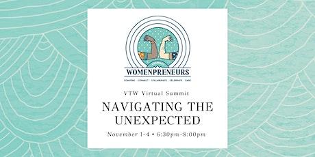 2021 Vermont Womenpreneurs Virtual Summit: Navigating the Unexpected tickets