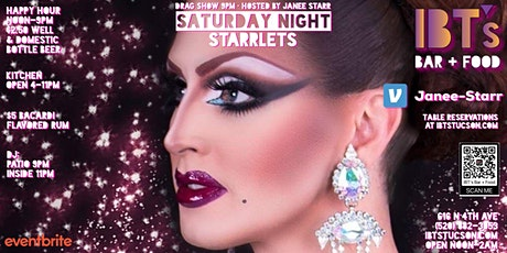 IBT's Saturday Night Starrlets • Hosted by Janee Starr tickets